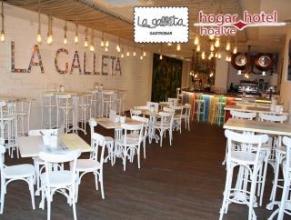 Equipamiento Integral La Galleta Gastrobar