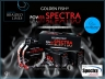 GOLDEN FISH®  POWER-SPECTRA