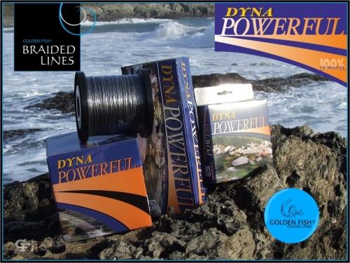 GOLDEN FISH®  DYNA-POWERFUL