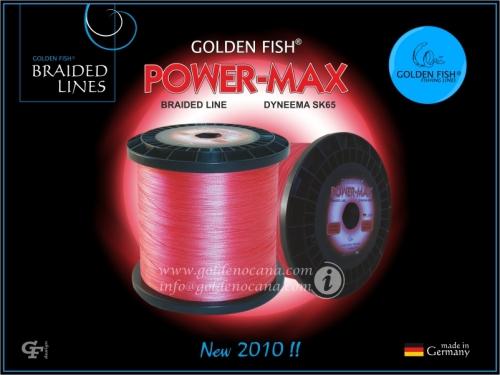 GOLDEN FISH®  POWER-MAX