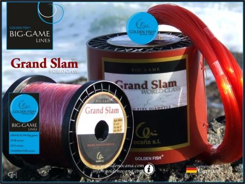 GOLDEN FISH GRAND SLAM Big-Game