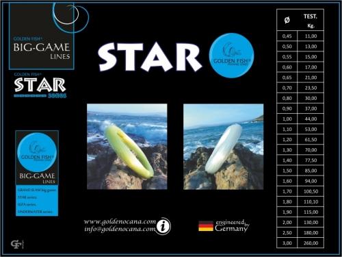 GOLDEN FISH®  STAR