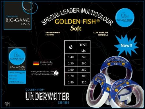 GOLDEN FISH®  SPECIAL LEADER multicolor