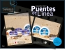 GOLDEN FISH®  PUENTES DE LINEA transparent.