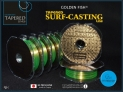 GOLDEN FISH®  TAPERED SURFCASTING line.