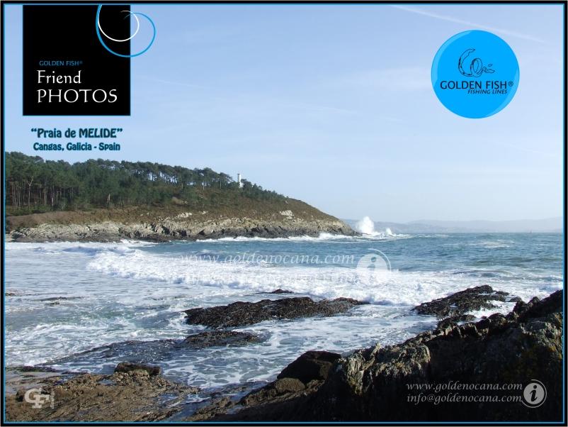 Praia de Melide - Cangas