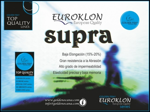 GOLDEN FISH®  Euroklon SUPRA