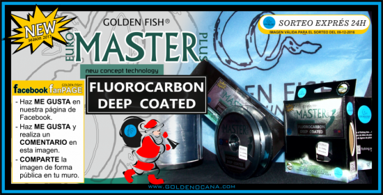 EUROMASTER PLUS fluorocarbon deep coated