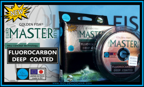 "GOLDEN FISH® euroMASTERplus ""new-NOVEDAD 2017"""