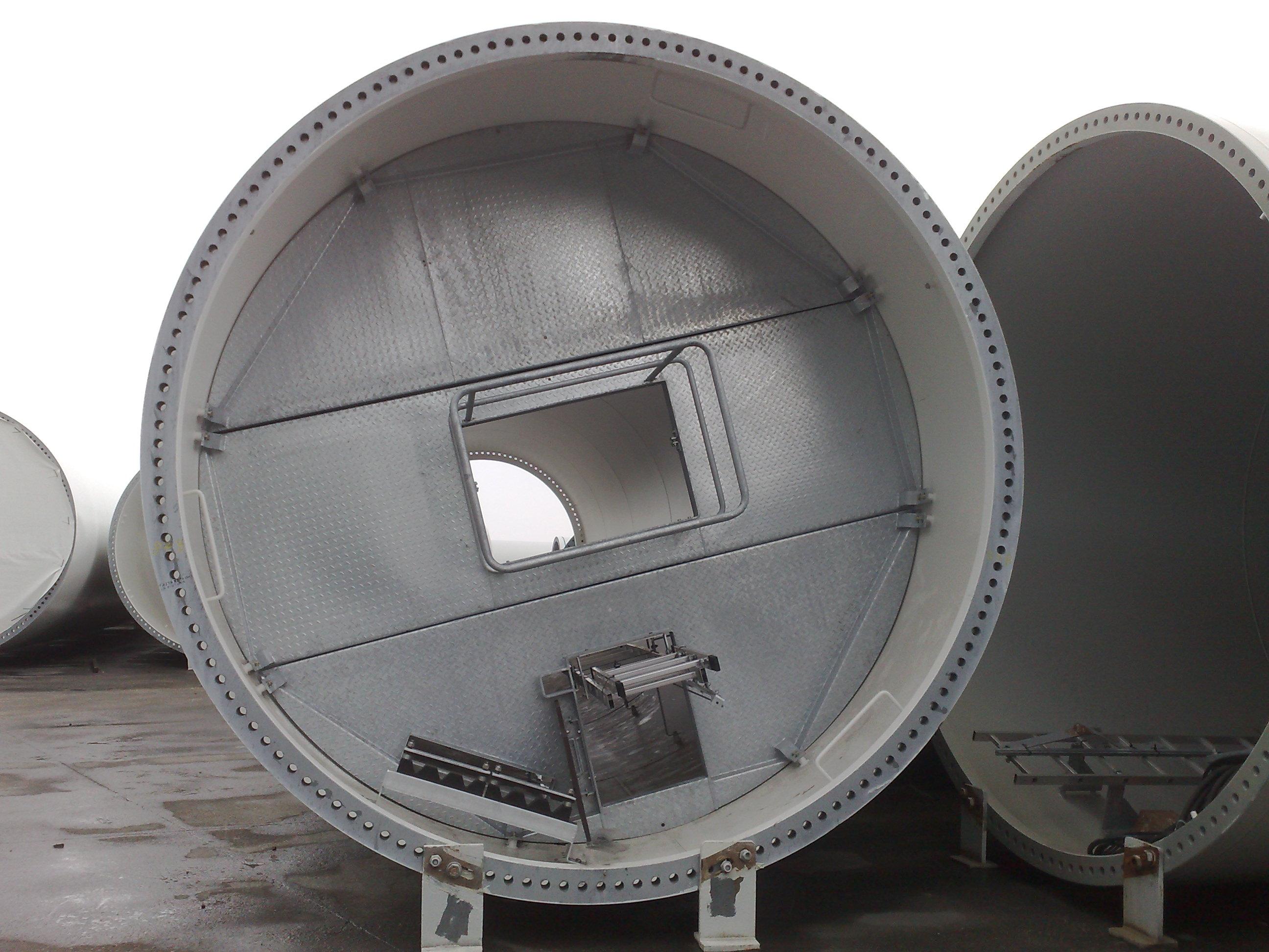 Interiors For Power Winmills