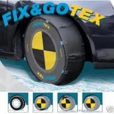 Fundas textiles para rueda