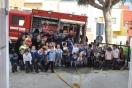 Simulacros de evacuación de los alumnos de Infantil y Primaria de los alumnos del centro de Marzagán