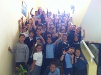 Visita al Centro de Hornos del Rey de los alumnos de 2º de Primaria