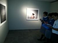 Visita a la exposición fotográfica en la Fundación Mapfre Guanarteme de Las Palmas de GC