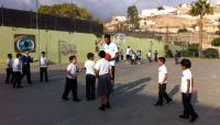 Clinic de basket Las Nieves con la colaboración del Gran Canaria