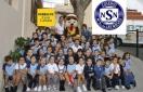 Clinic de basket en Marzagán con la colaboración del Gran Canaria