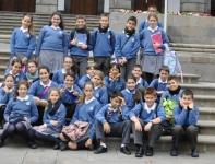 Visita de 5ºEP al caso histórico de Las Palmas de GC