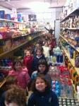 Los alumnos de 3 años visitan Marzagán