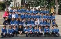 Visita a la Biblioteca Municipal de Telde y al Parque de San Juan