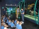 Visita al Museo Elder de los alumnos de infantil de 3 años