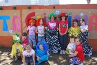 Convivencia en Santa Cristina del cole de Marzagán 2014