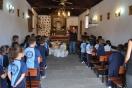 Entrega de comida campaña 2014 del colegio de Marzagán