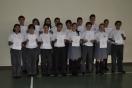 Ceremonia de entrega de certificados de la Universidad de Cambridge y del Goethe Institut 2014