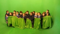 Visita de los alumnos de 3 años al Museo Elder