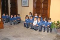 Visita de los alumnos de 4 años a la Casa de Colón y Museo Pérez Galdós