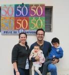 Ganadores del concurso del cartel del 50 Aniversario