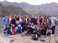 Tercero de la ESO visita Agaete
