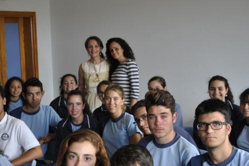 Tertulia con Siona García
