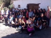 4ºESO visita el municipio de Santa Lucía
