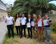 Gran actuación de nuestros alumnos en Ciberlandia 2016