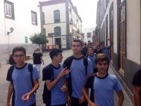 Visita 3ºESO Casco histórico de Las Palmas de GC