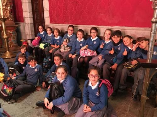 4ºEP Visita al Museo de León y Castillo