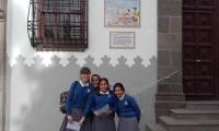 Visita al Museo Canario y al barrio de Vegueta. 6ºEP