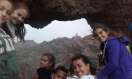 Acampada en El Garañón