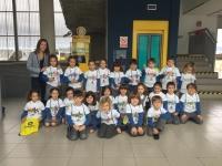 5 años. Visita a Guaguas Municipales