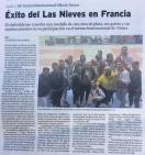 Gran éxito del judo del Club Las Nieves