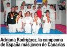 ¡Felicidades a nuestras jóvenes promesas del taekwondo!