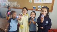 Huevos de Pascua en Marzagán