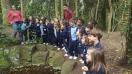 Visita al Jardín Canario. 4 años+2ºEP