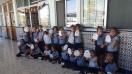 Celebración de los finaos en Marzagán