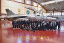 Nuestros alumnos de 5º E.P. visitan la base aérea de Gando