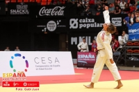 Eric J. Morales Caballero, campeón de España infantil de judo (-42Kg)