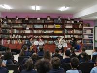 Actividad musical con la Sociedad Barahona