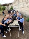 3ºA EP visita al Huerto Escolar