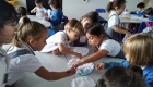 Trabajo en el aula y trabajo cooperativo.