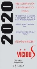 2º ANIVERSARIO 2020 VICIOUS